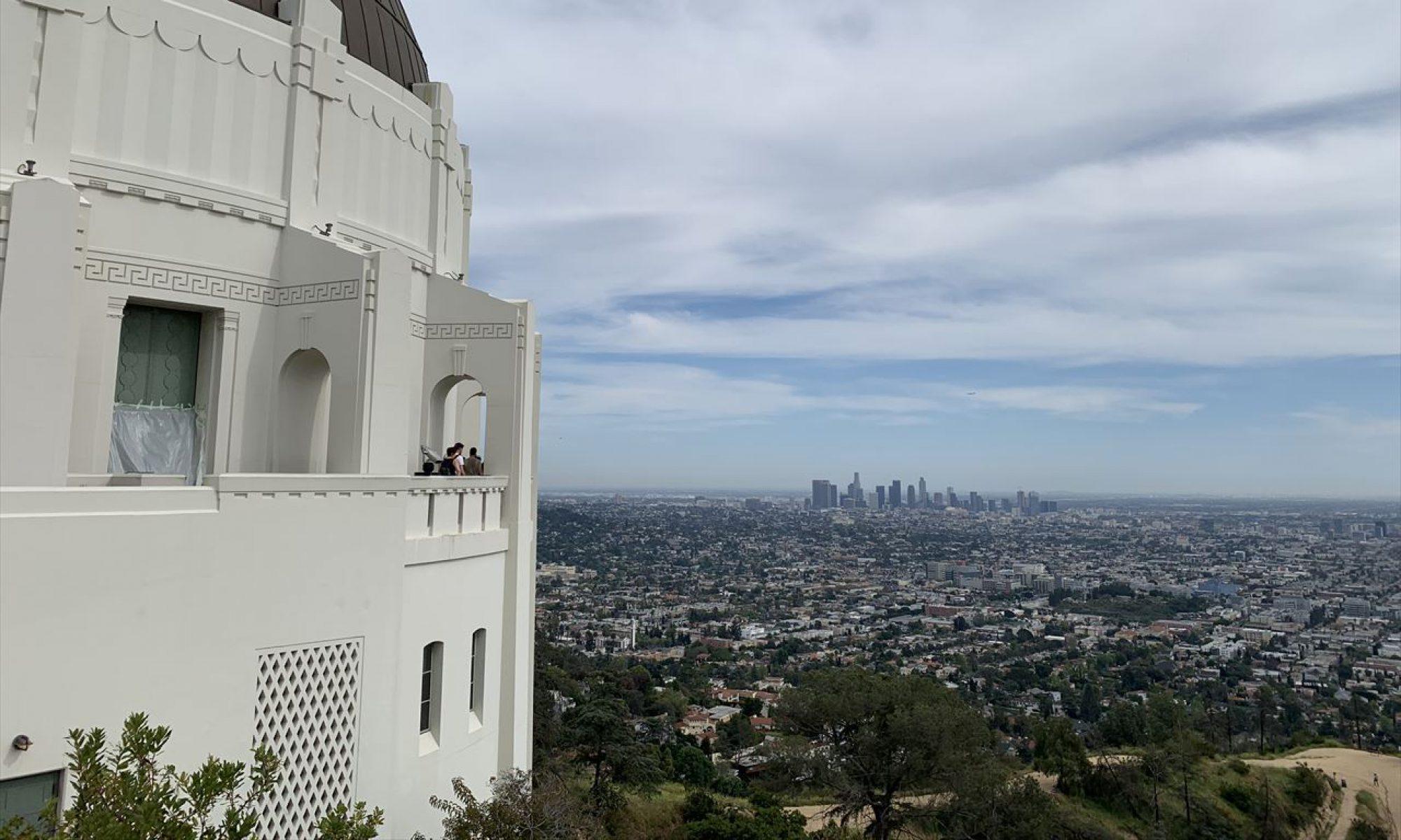 ロサンゼルスへ行こう!